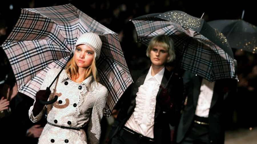 Burn-berry: British luxury brand torches millions in unused stock every year