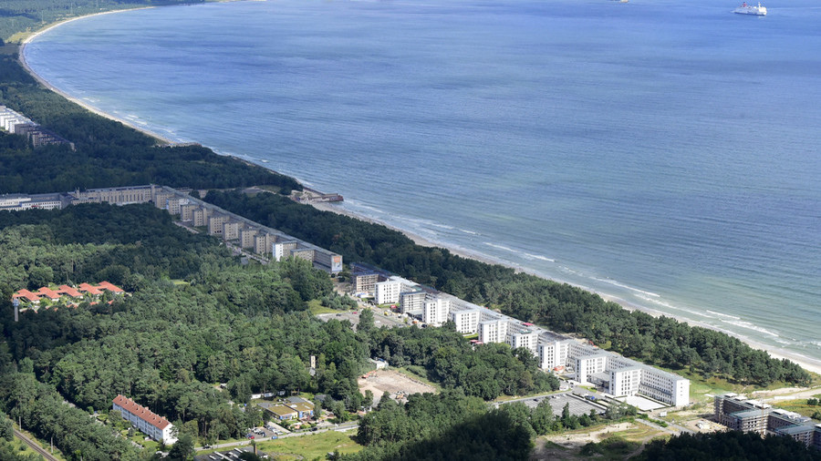 Giant beach resort built by Hitler will open doors to German holidaymakers