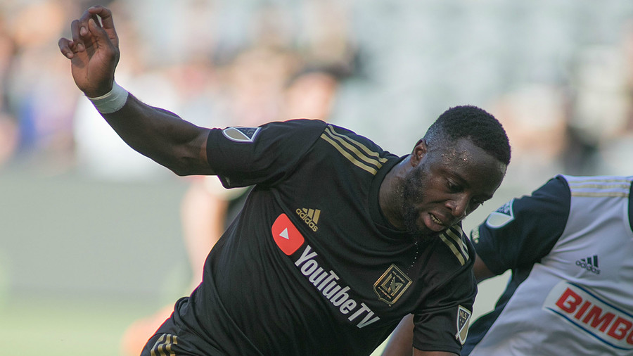 MLS player Adama Diomande 'racially abused' during Los Angeles v Portland game