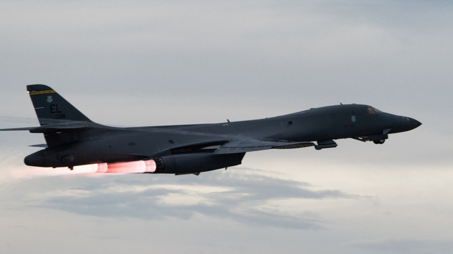 US B-1B Lancer bombers allowed to fly with broken ejection seats – report