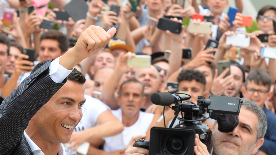 Cristiano Ronaldo Juventus announcement becomes one of the most-liked Instagram posts ever
