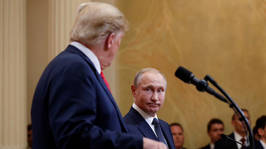 Guilty until proven innocent: US rejects Putin's joint 'interrogations' plan to end Russiagate