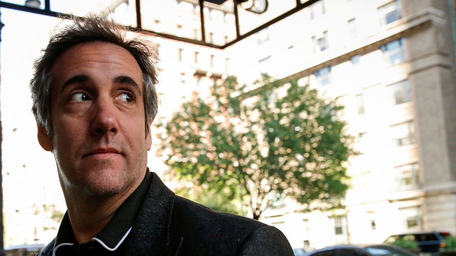 This is it! NY Times reveals Michael Cohen secretly taped Trump