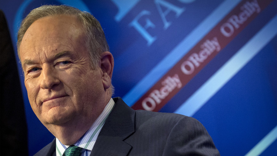 Twitter explodes over Bill O'Reilly's 'white privilege' tweet from Ireland