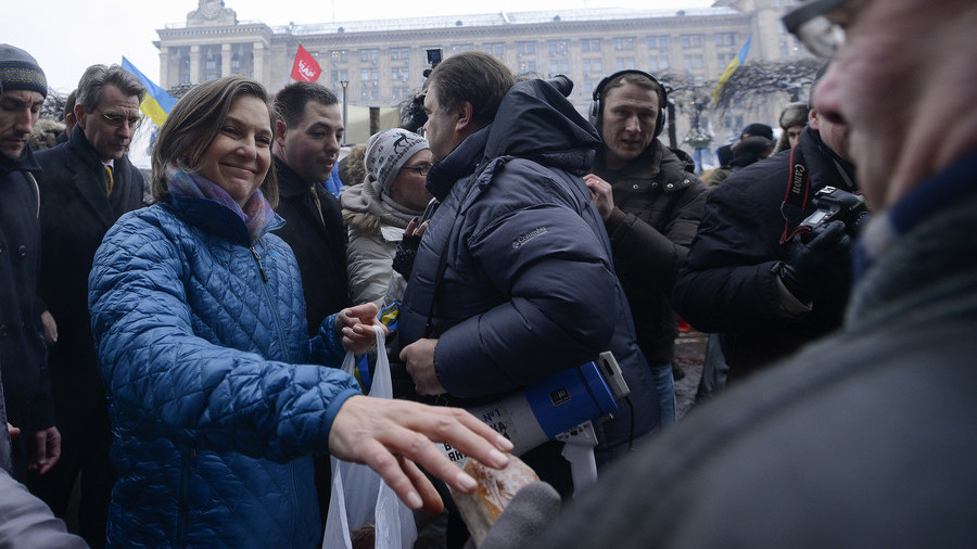'Fake revolution': Kiev summons Italy envoy after Salvini rips into 'foreign-funded' Ukraine unrest