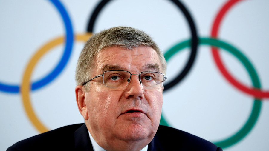 'We are ready to welcome back Russia' – IOC head Thomas Bach