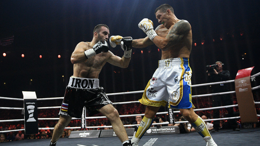 Usyk v Gassiev - WBSS cruiserweight final from Moscow (AS IT HAPPENED)