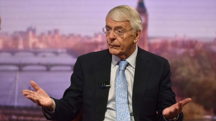 2nd Brexit vote 'morally justified' after 'fantasy promises' by leave campaigners – John Major