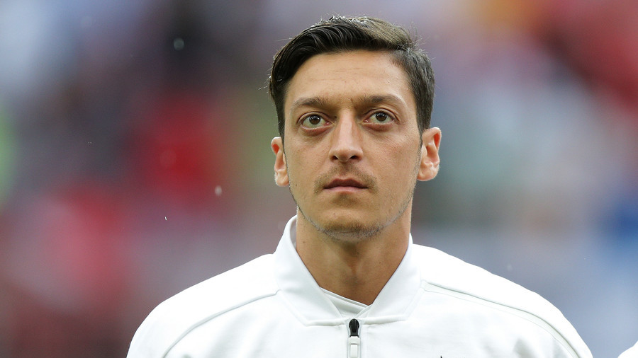 Some in German media are using my Turkish background as right-wing propaganda – Ozil