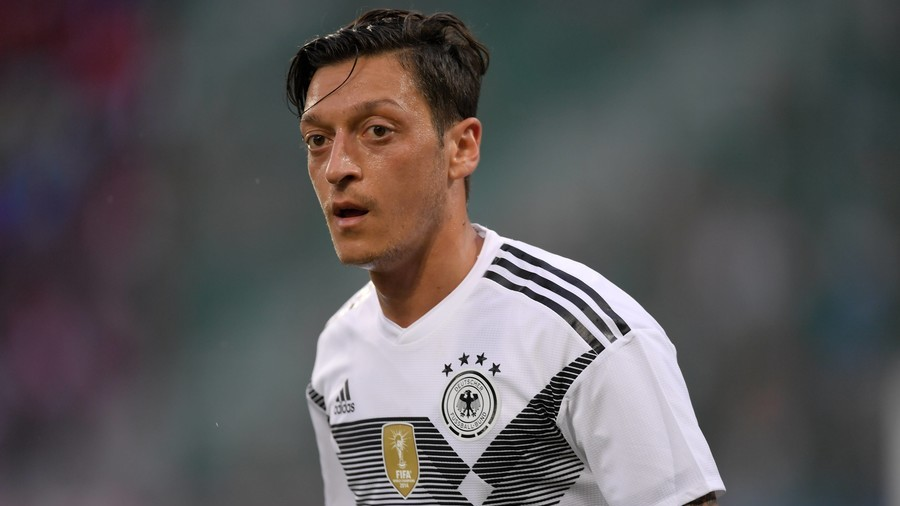 'A goal against fascism' – Turkish justice minister praises Ozil for Germany retirement
