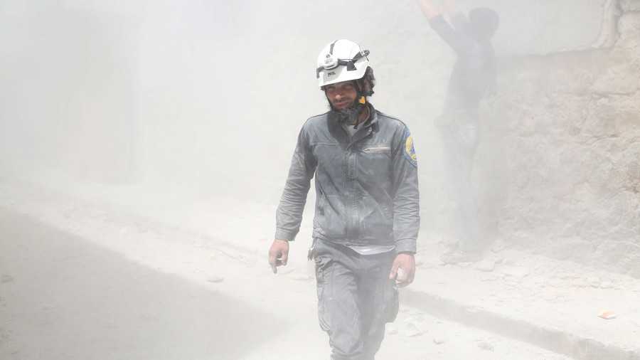Israel evacuates 'White Helmets' from Syria border