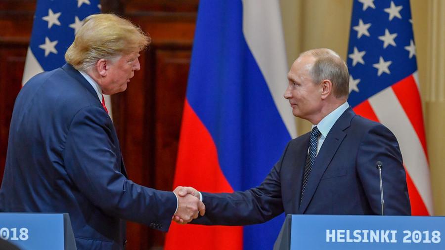 Trump Looking To Meet Putin In 2019