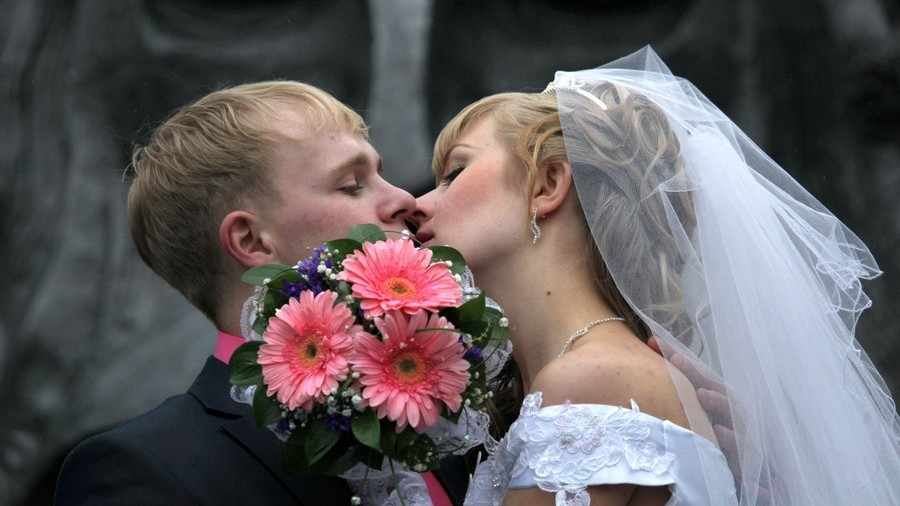 Bid to fight Russia's sham marriages by legally binding foreigners to same region as spouses