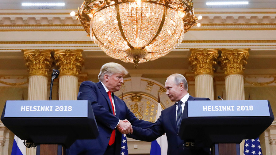 Most US Citizens Support Idea of another Trump-Putin Summit, Poll Reveals