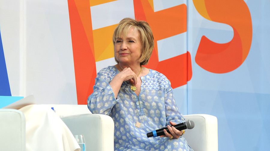 Clinton on Life Alert?