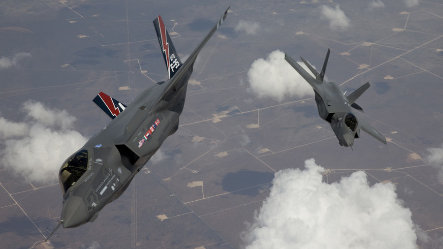 US Congress blocks F-35 fighter shipments to Turkey