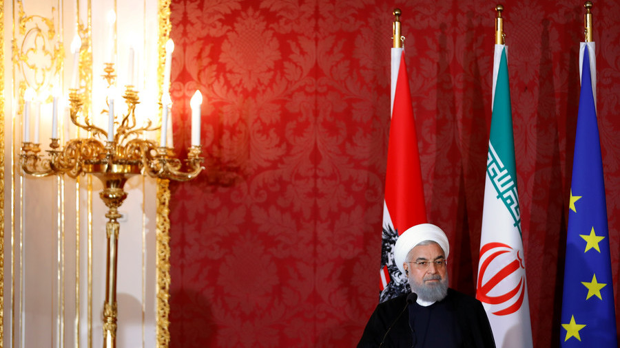 US politicians & media talk of Iran regime change as if it's their divine right