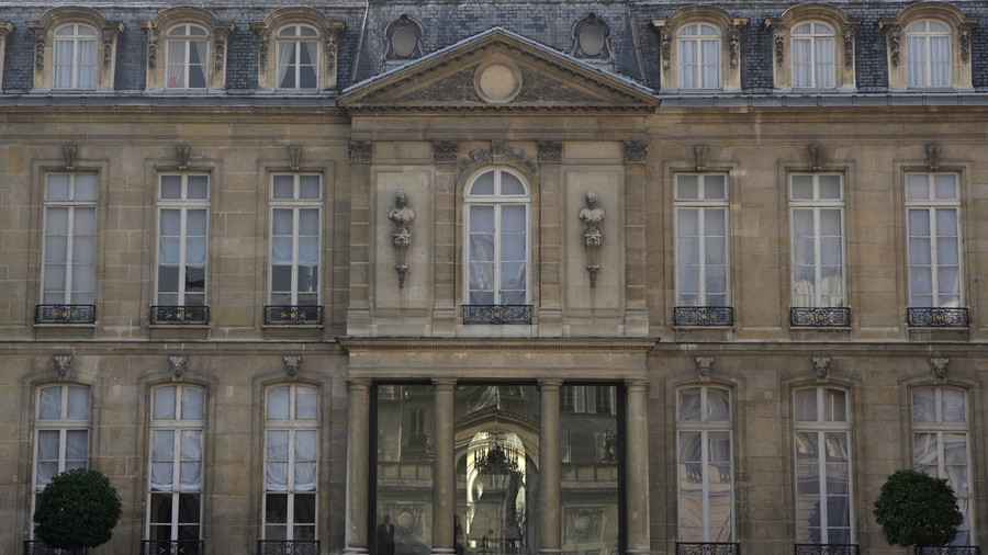 Police search French presidential palace as scandal around Macron's violent aide unfolds
