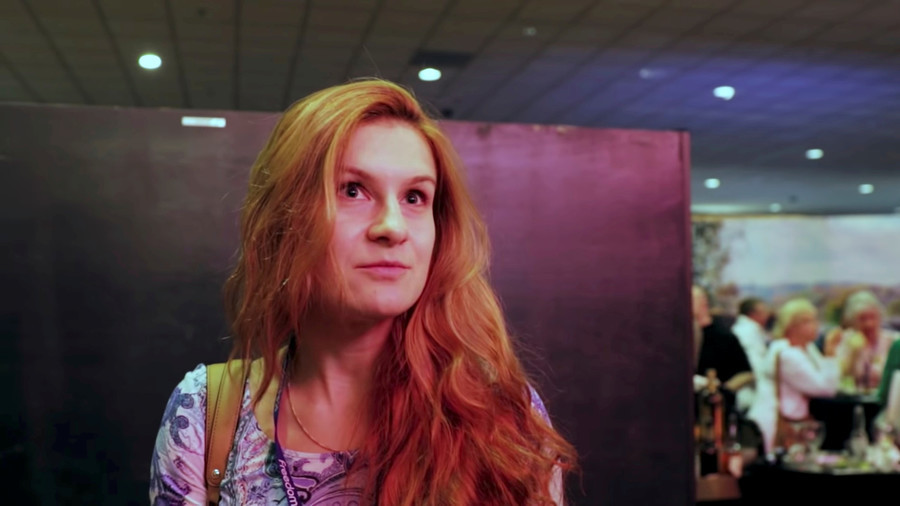 Prosecutors want to classify evidence in case against accused 'Russian agent' Maria Butina