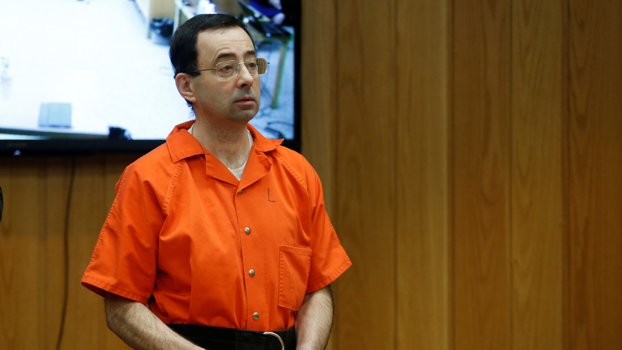 Pedophile doctor Larry Nassar seeks re-sentencing, wants judge disqualified
