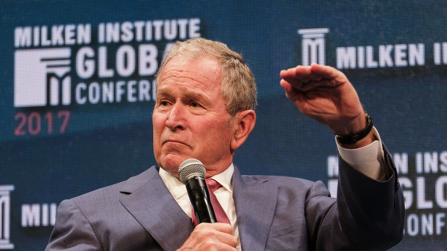 George Bush's cardiologist likely target in fatal shooting – police