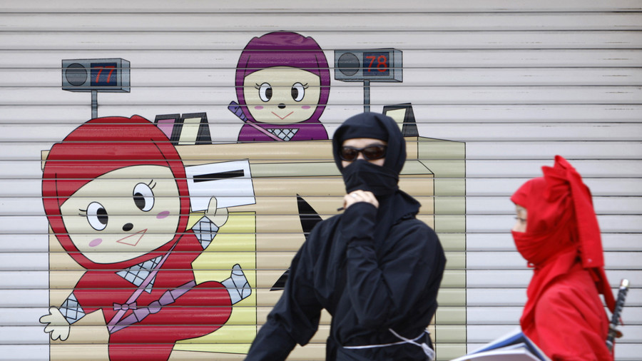 Aspiring Iga Ninjas Bombard Japanese City With Job Inquiries