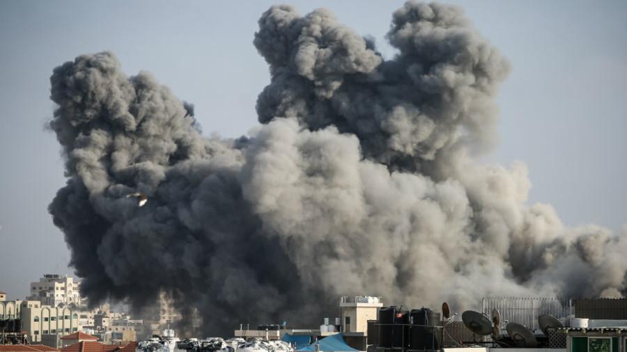 Israeli minister threatens 'broad military operation' against Gaza