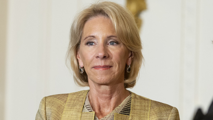 Cast away: $40mn yacht owned by Betsy DeVos cut loose by vandals