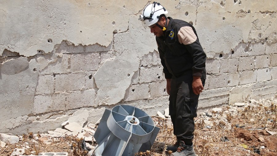 White Helmets are terrorists, can choose surrender or death - Assad