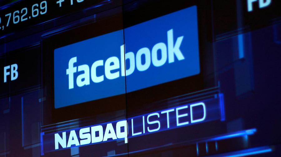 Facebook market value shrinks by $119 billion in biggest single day loss