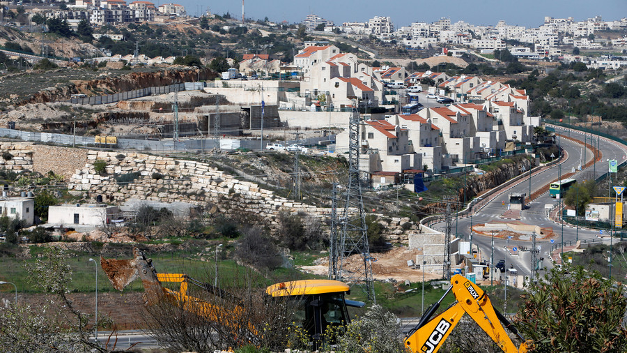 Israel To Expand Settlement In Response To Deadly Stabbing