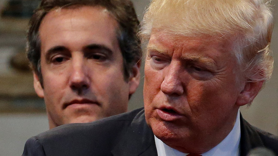 All the President's vermin: With Michael Cohen as personal attorney, Donald Trump needs no enemies