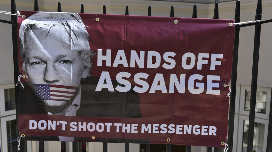 Ecuador's 'purely political decision on Assange' is likely result of 'US pressure'