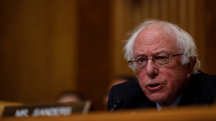 Bernie Sanders thinks bail is racist and criminalizing poverty