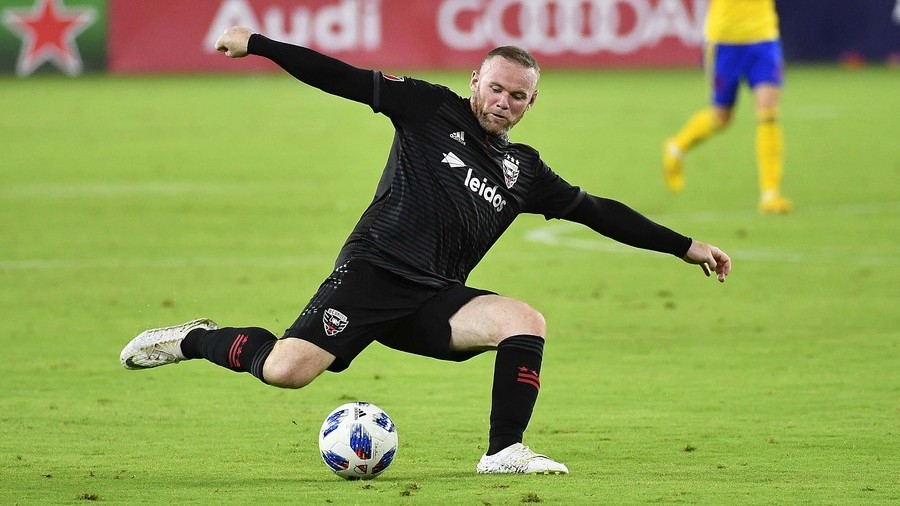 Wayne Rooney scores first DC United goal in win over Colorado Rapids