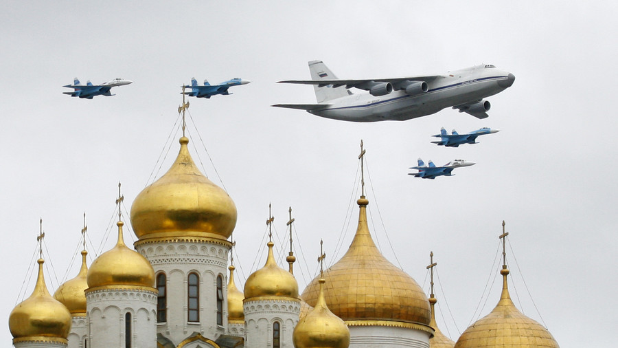 Russia to build one of the world's biggest cargo jets to replace Soviet legend