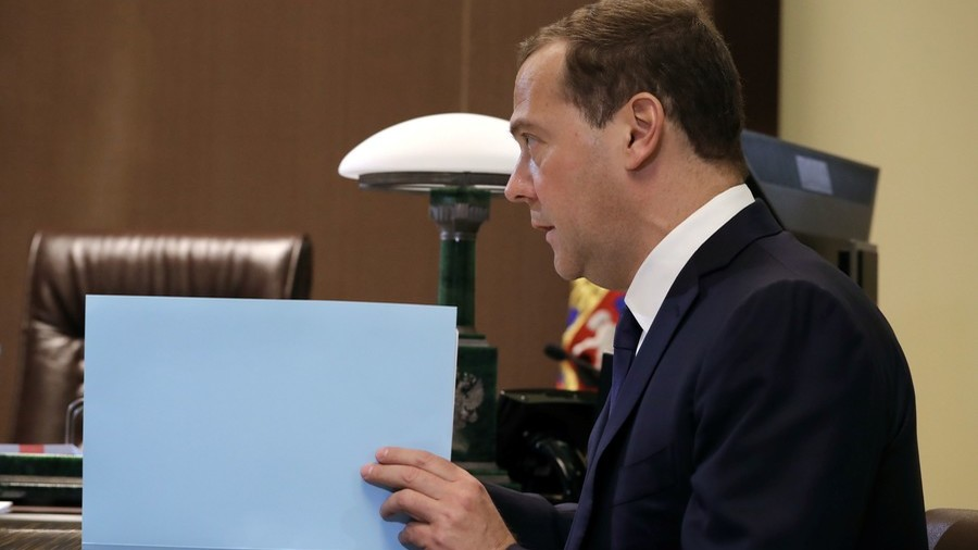 PM Medvedev announces Crimea's full integration into Russian Federation
