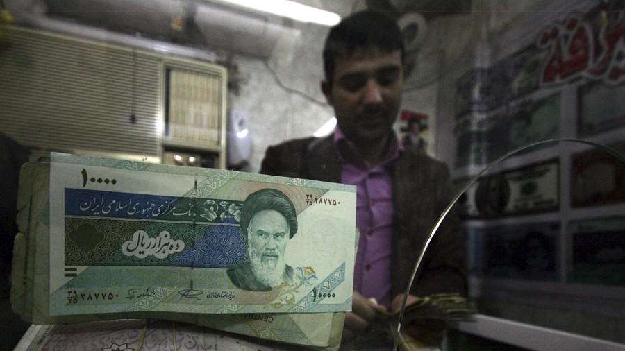 Iranian Rial Falls To Record Low Against The Us Dollar Central Bank Blames Nation S