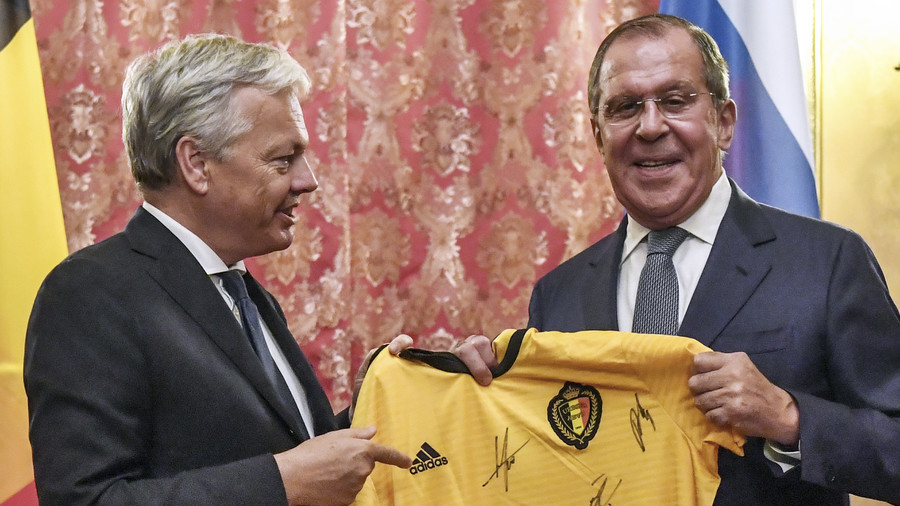 World Cup boosted 'international people's diplomacy' – Russian Foreign Minister Lavrov