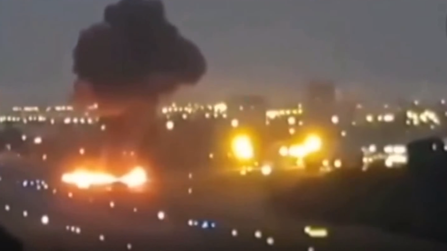 Deadly plane crash in Brazil caught on terrifying VIDEO
