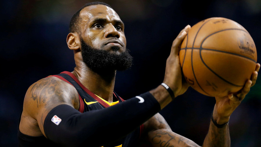 'Trump is using sport to divide us' – NBA star LeBron James