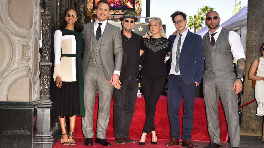 Guardians of the Galaxy cast pen letter in support of James Gunn, Twitter erupts (again)