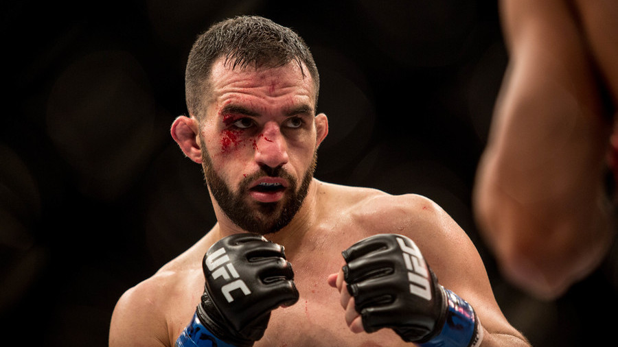 Video shows brutal street brawl in which UFC fighter Jared Gordon 'nearly lost 3 fingers'