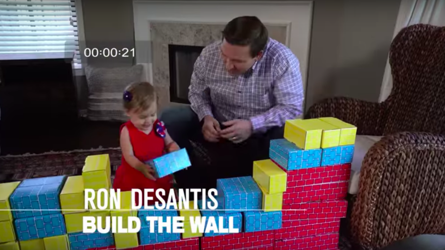 DeSantis Teaches His Kids The ABCs of Trump in New Ad