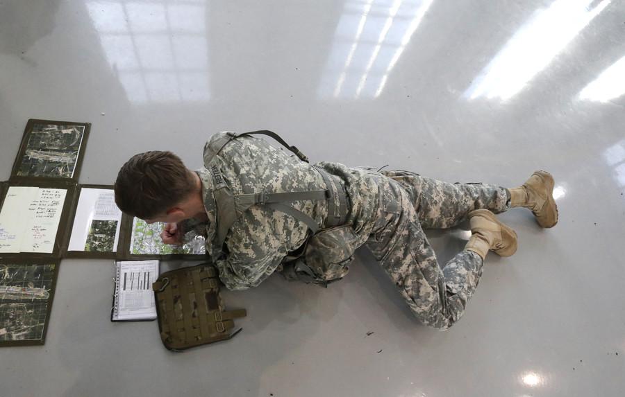 To 'deter war' or 'provide lethal force'? – Pentagon website 'confused' on its own goals