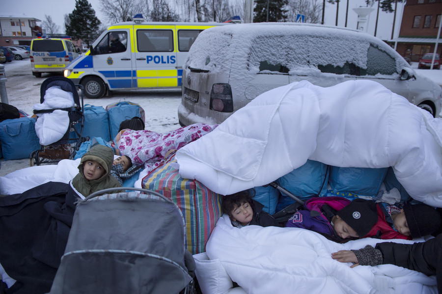 Testing tolerance: Sweden's ultra liberal migration policy gets a reality check