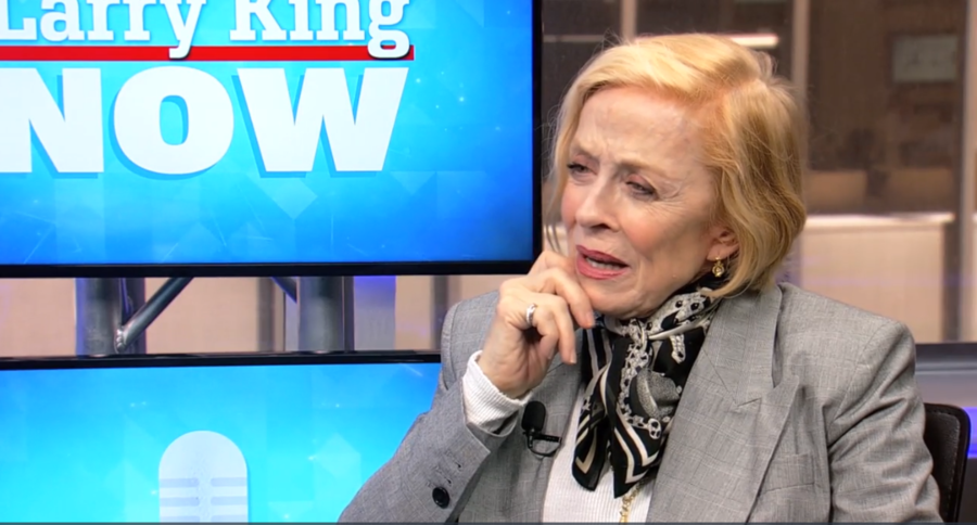 Holland Taylor- Actress and Playwright