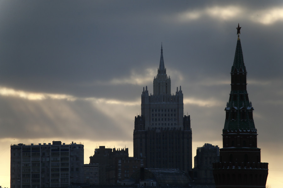 US must view Russia as superpower – head of Congress delegation in Moscow