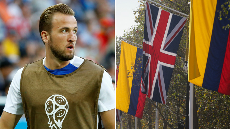 'Go Kane!' Sun's drug-reference World Cup headline sparks complaint from Colombia envoy