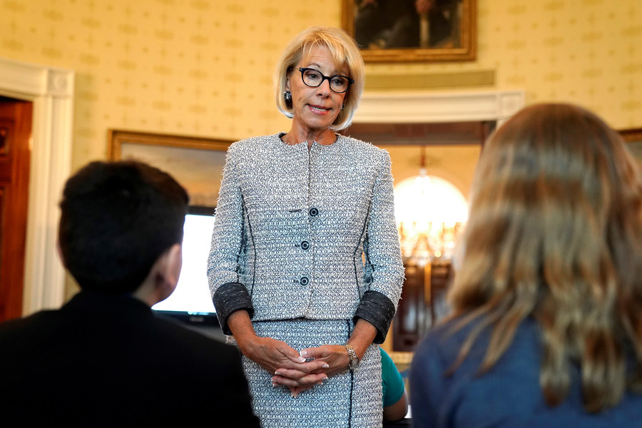 Trump admin to roll back Obama-era policies on race in college admissions, student debt
